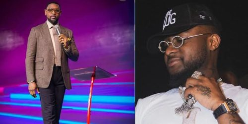 Davido Declares Possible War On Pastor Fatoyinbo & COZA After Being 'Scammed' By The Church 1