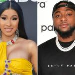 """Davido & I Recorded """"Fall"""" Remix 9 Months Ago, But My Label Didn't Allow Us Release It – Cardi B Reveals"""