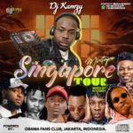 "DJ Kamzy – ""Singapore Tour Mixtape"""