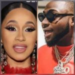 "Davido Features American Rap Star; Cardi B On ""Fall"" Remix 