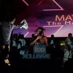 Watch YBNL's Fireboy Shutdown Mayorkun's TMOL Concert In Lagos