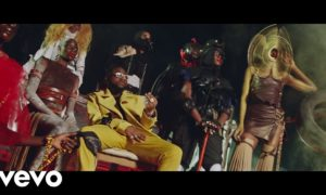 "[Video Premiere] Davido - ""Sweet In The Middle"" ft. Wurld, Naira Marley, Zlatan"