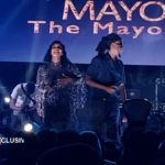 Watch Ex-BBN Housemate; Tacha Show Her Charisma On Stage At Mayorkun's Concert