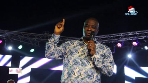 """Watch K1 De Ultimate's Full Performance At Small Doctor's """"Omo Better Concert"""" 1"""