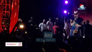 Kizz Daniel Joins Mayorkun On Stage At The Mayor Of Lagos Fest For Performance || Watch Video 1