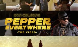 "Don Coleone - ""Pepper Everywhere"""
