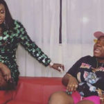 See How Teni & Niniola Forced Their Mother To Declare Herself A Marlian || Watch Video!