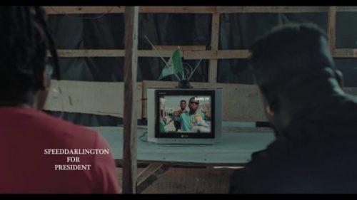 """[Video + Audio] Speed Darlington – """"Akamu"""""""