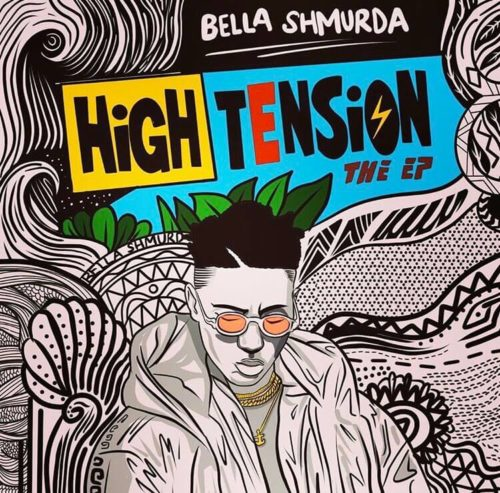 "Bella Shumrda - ""High Tension EP"""