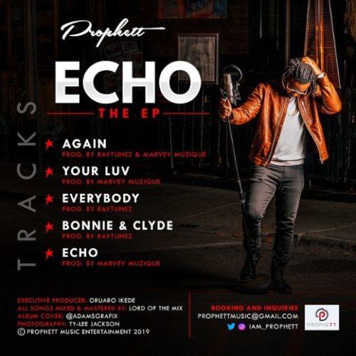 Prophett - Echo (EP)