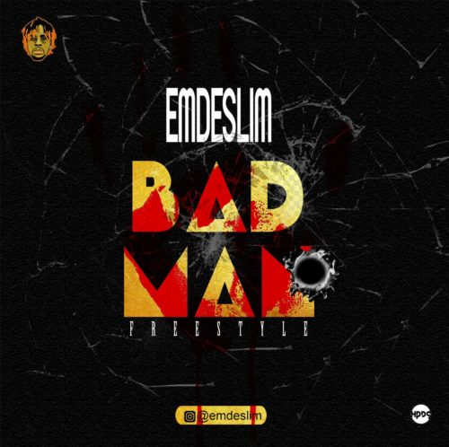 "Emde Slim - ""Bad Man"