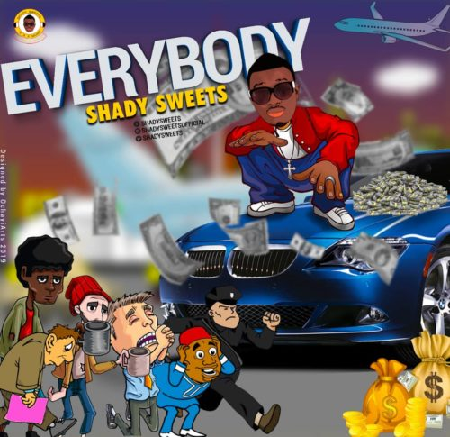 "Shady Sweets - ""Everybody"""
