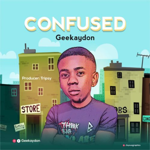 "Geekaydon - ""Confused"""