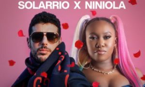 "Solarrio X Niniola - ""On My Mind"""