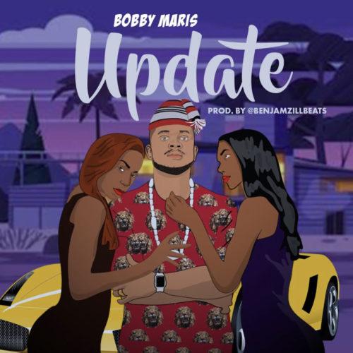 Bobby Maris - Update (Prod. Benjamz)