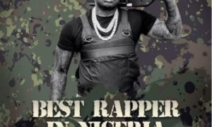 "Khaligraph Jones - ""Best Rapper In Nigeria"