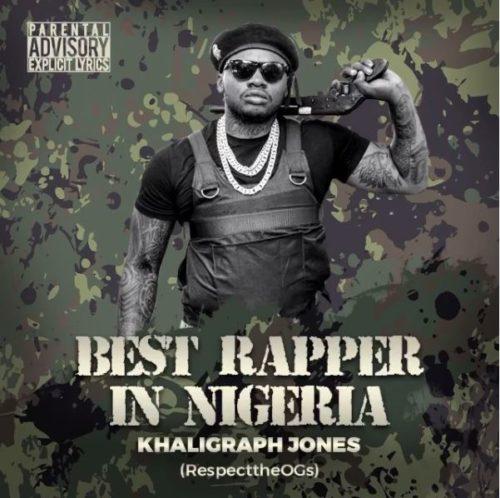 "Khaligraph Jones - ""Best Rapper In Nigeria"