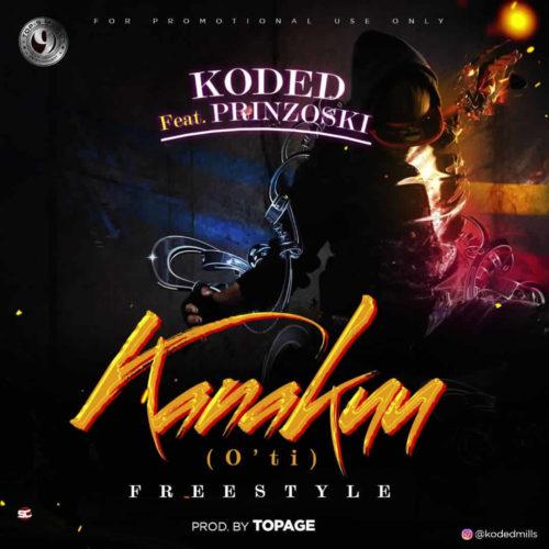 "Koded - ""Kanakuu"" ft. Prinzoski"