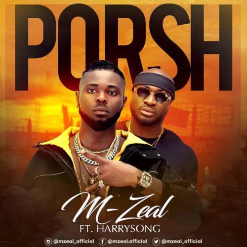 """M-Zea - """"Porsh"""" ft. HarrySong"""