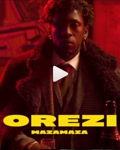 """[Video] Orezi - """"Maza Maza"""""""
