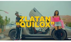 "Zlatan - ""Quilox"" Lyrics"