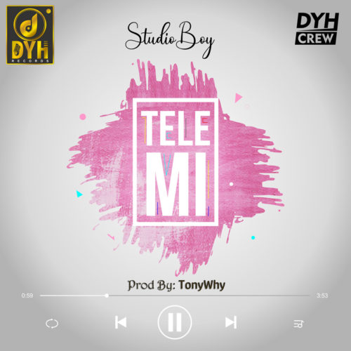 "Studio Boy - ""Tele Mi"""
