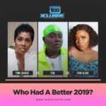 Tiwa Savage | Teni | Yemi Alade…. Who Was The Best In 2019?