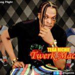 "Tega Richie – ""Twerk Machine"""