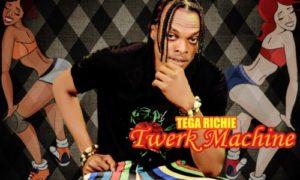 "Tega Richie - ""Twerk Machine"""