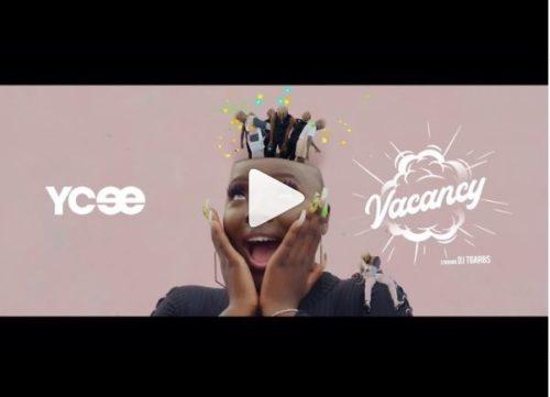 """[Video] Ycee - """"Vacancy"""""""