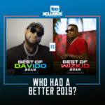 Davido vs Wizkid… Who Had A Better 2019?