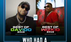 Davido vs Wizkid... Who Had A Better 2019?