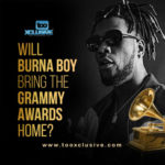Will Burna Boy Bring The Grammy Awards Home?