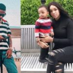 Wizkid's 2nd Babymama; Binta Diamond Celebrates Son, Ayo On His 4th Birthday