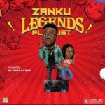 """DJ Moti Cakes – """"Zanku Legends Playlist"""""""