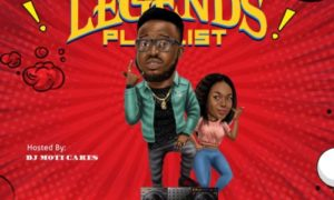 Dj Moti Cakes - Zanku Legends Playlist