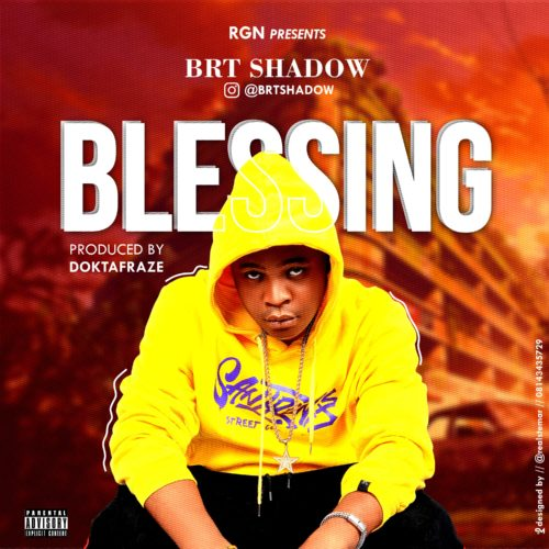 "BRT Shadow - ""BlessiBRT Shadow - ""Blessings"""