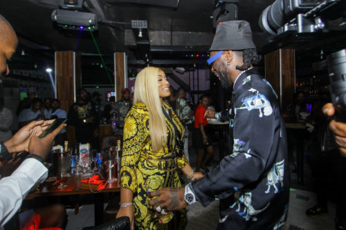 British Rapper, Stefflon Don Gushes Over Burna Boy As He Celebrates 29th Birthday