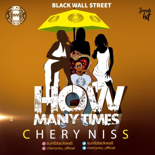 Cherry Niss - How Many Times