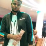 """Rexxie Bags """"African Producer Of The Year"""" Award"""