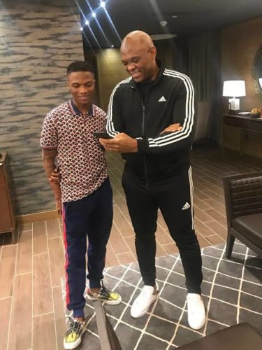 Wizkid's UBA Endorsement Deal Reportedly Worth 1 Billion Naira 1