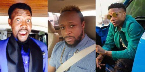 Veteran Artiste, Maleke Pleads With Tony Tetuila To Drop 30 Million Naira Lawsuit Against Wizkid & DJ Tunez 1