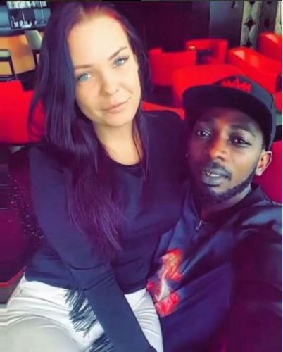 May D Sends Loving Message To Swedish Wife, Carolina Wassmuth On Her Birthday 1