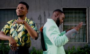 "[Video] DJ Neptune x Victor AD - ""Tomorrow"""