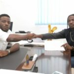 """He Was Present When Davido Signed Me To DMW"" – Peruzzi Exposes Former Boss, King Patrick"