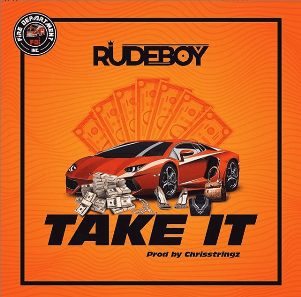 "Rudeboy - ""Take It"""