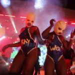 See How Sexy Girls Stormed The Stage With New Twerking Styles At Joor Concert || Watch Video