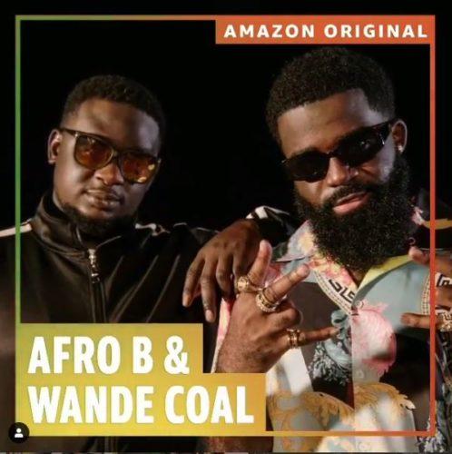 """Afro B – """"Amina"""" (Remix) ft. Wande Coal"""