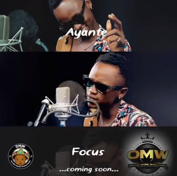 """Ayanfe - """"Focus"""""""