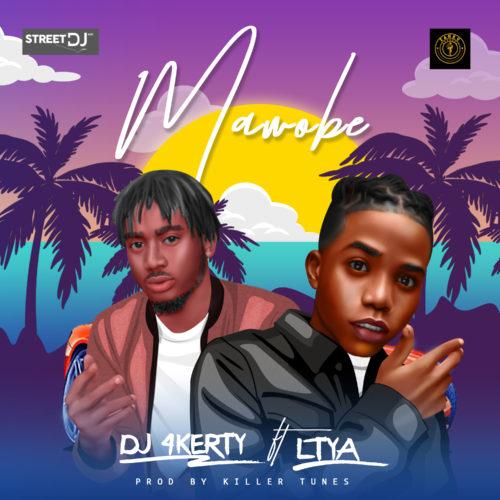 "DJ 4kerty x Lyta - ""Mawobe"" (Prod. Killertunes)"